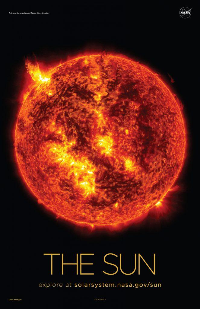 Imágenes del Sistema Solar -El Sol