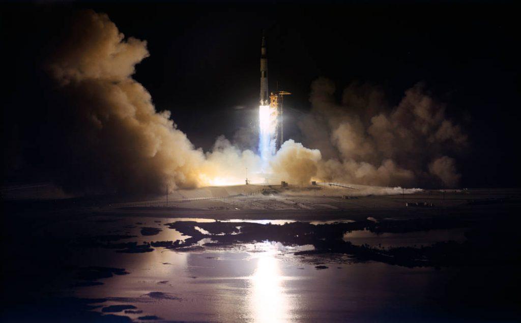 La misión Apolo 17 fue la última misión tripulada a la superficie de la Luna
