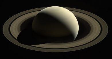 Este martes Saturno se encontrará en oposición
