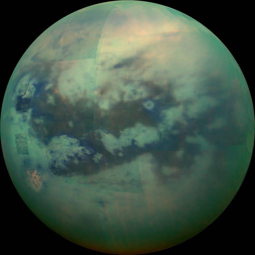 El dron volador de la NASA despegará hacia Titan en 2026. Ocho años después aterrizará y comenzará a estudiar su química.