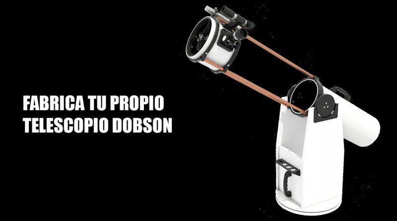 Fabrica tu propio telescopio casero