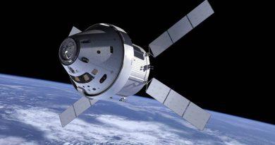 La nave orión de la NASA está finalizada