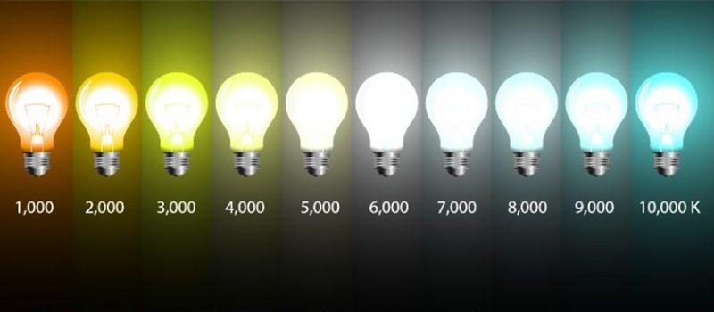 La temperatura de color de la actual iluminación LED de las ciudades españolas es altamente contaminante