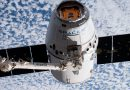 La cápsula Dragon de SpaceX regresa a la Tierra
