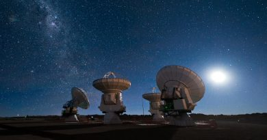 Detectadas 8 nuevas señales extraterrestres