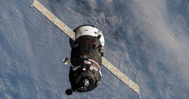 La nave espacial Soyuz no consigue acoplarse a la ISS