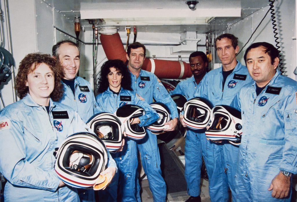 Tripulación del Transbordador Challenger
