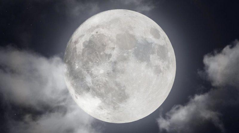 Astrofotografía de la Luna