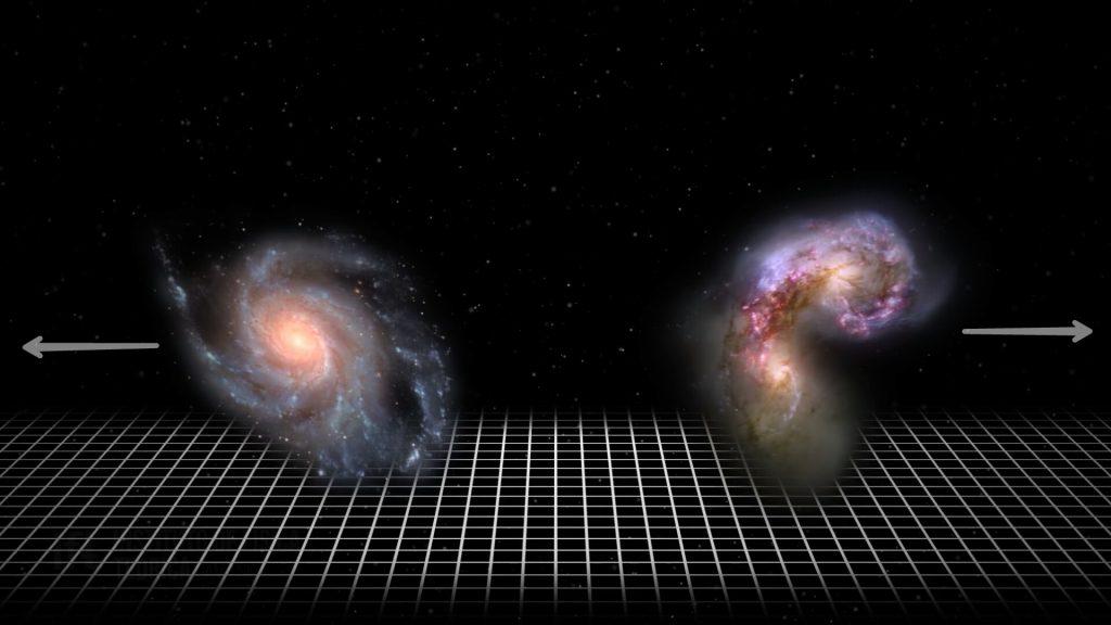 El Universo puede expandirse a velocidades superiores a la de la luz