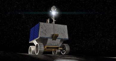El Rover lunar VIPER para el programa Artemisa