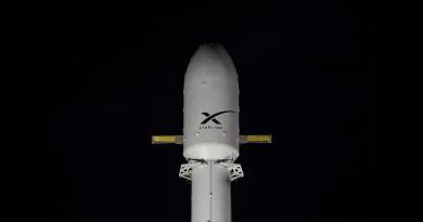 SpaceX lanza otros 60 satélites Starlink