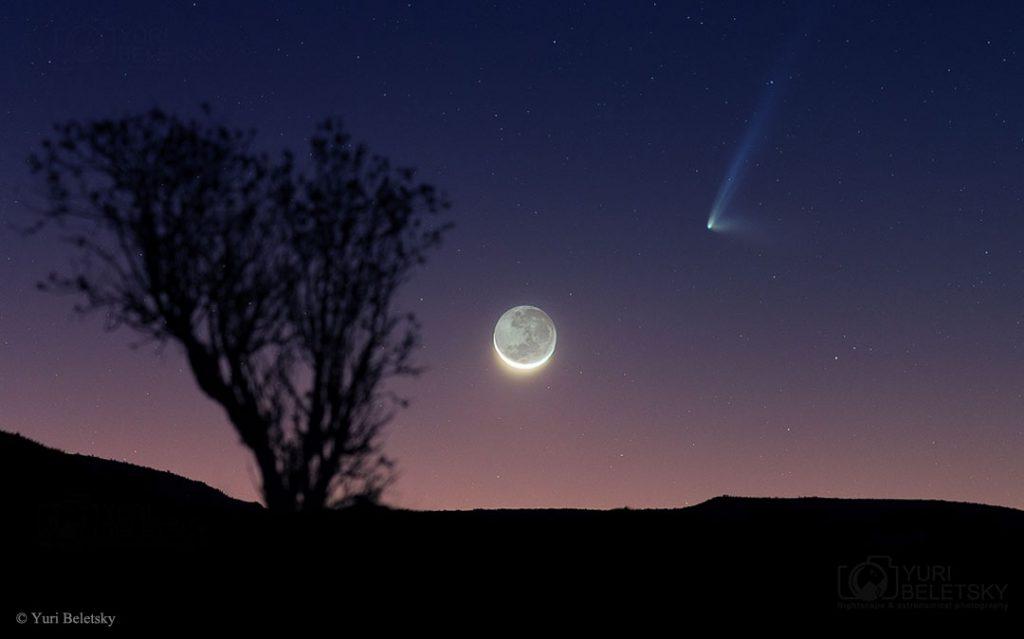 La estrella de Belén no pudo ser un cometa.