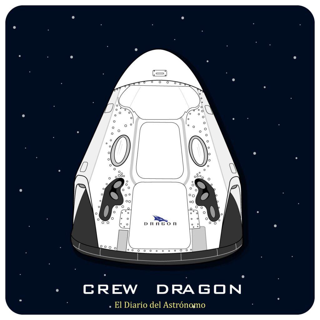 Crew Dragon de SpaceX