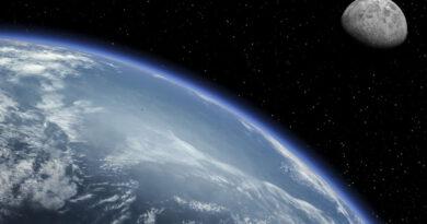 Este octubre la Tierra capturará una miniluna