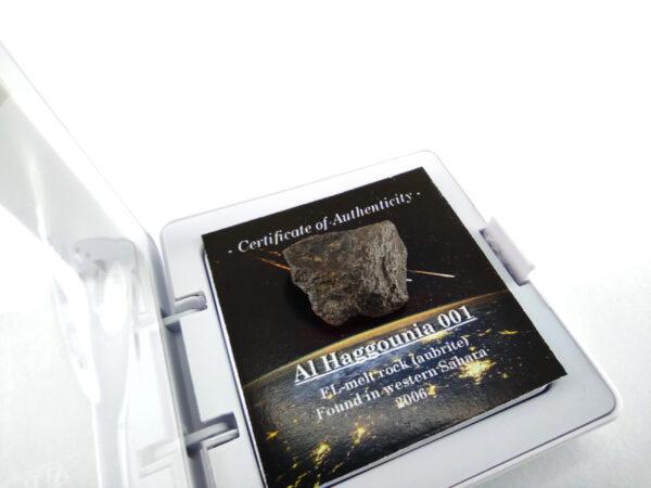 meteorito Al-Haggounia