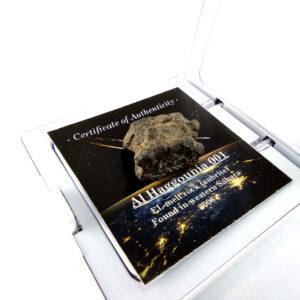 meteorito al-haggounia 001
