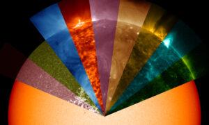 El verdadero color del Sol