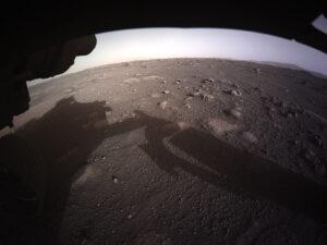 Primeros sonidos de Marte grabados por Perseverance
