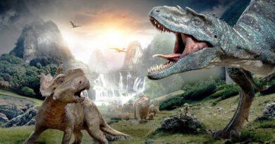 El límite K-T marca la desaparición de los dinosaurios