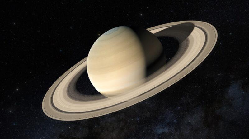 Saturno estará hoy en oposición