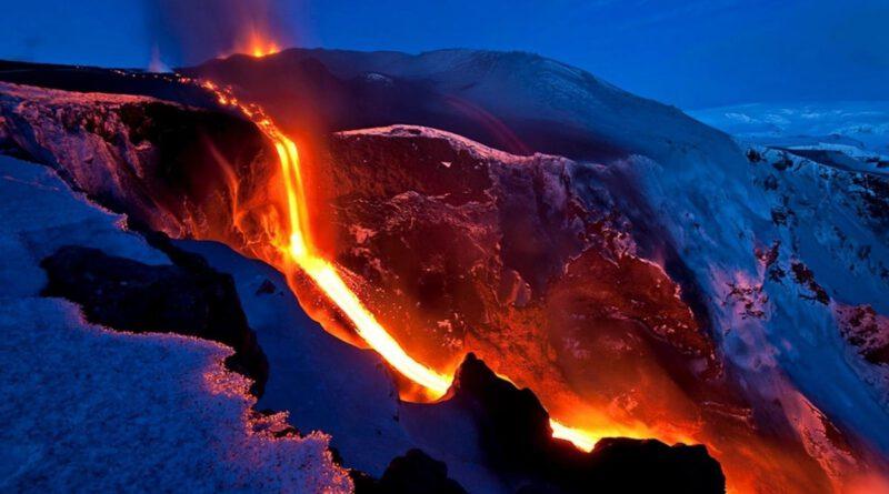 El Monte Olimpo es el volcán más grande del sistema solar